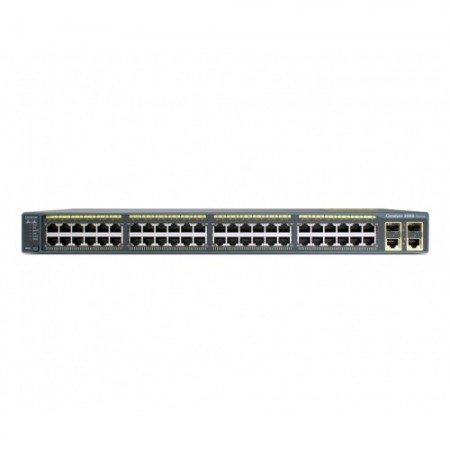 سوییچ سیسکو Cisco Catalyst WS-C2960 + 48TC-L