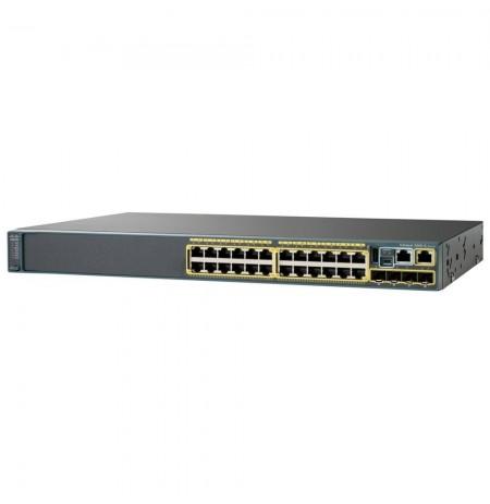 سوییچ سیسکو Cisco Catalyst 2960X-24TS-LL