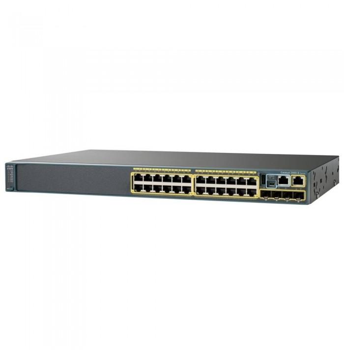 سوییچ سیسکو سوییچ سیسکو Cisco Catalyst 2960X-24TS-LL