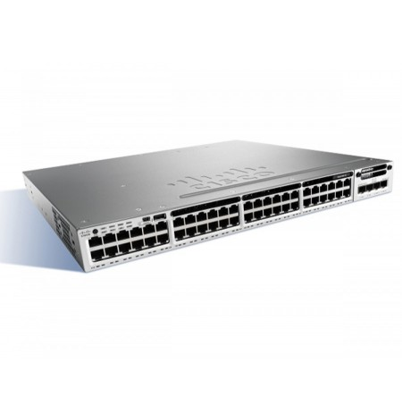 سوییچ سیسکو Cisco Catalyst 3850-48T-S Switch