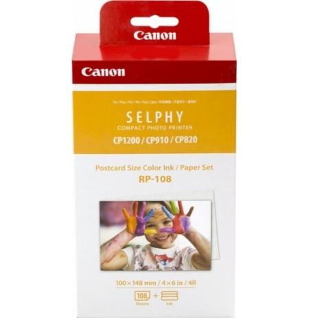 کاتریج و مواد مصرفی کارتریج Canon RP-108 Cartridge