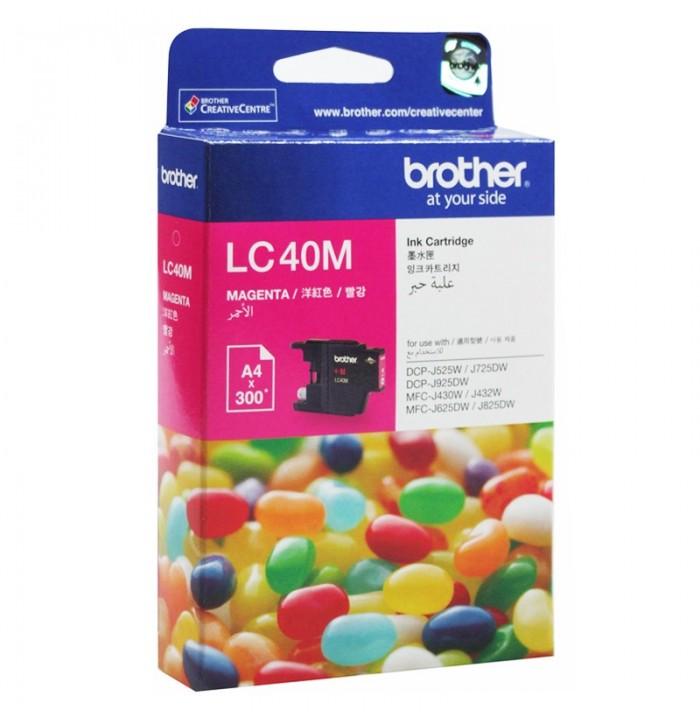 کاتریج و مواد مصرفی کارتریج brother LC40M