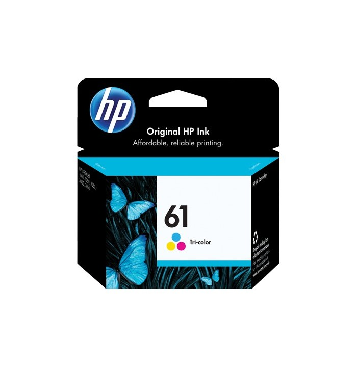 کاتریج و مواد مصرفی کاتریج HP 61 Color