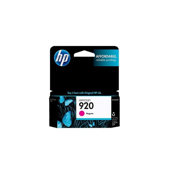 کاتریج و مواد مصرفی کارتریج HP 920 Megenta