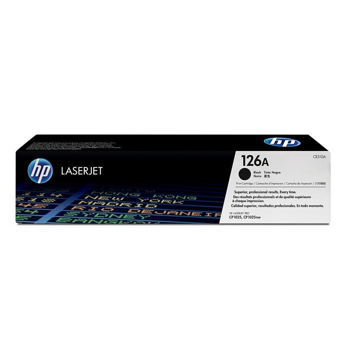 کاتریج و مواد مصرفی تونر HP 126A Black