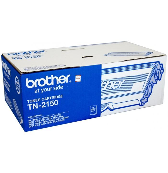 کاتریج و مواد مصرفی تونر brother TN-2150 Black