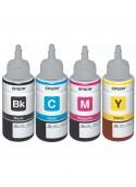 کاتریج و مواد مصرفی پک کامل جوهر مخزن Epson T66