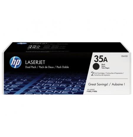 تونر HP 35A Black