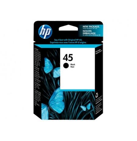 کارتریج HP 45Black