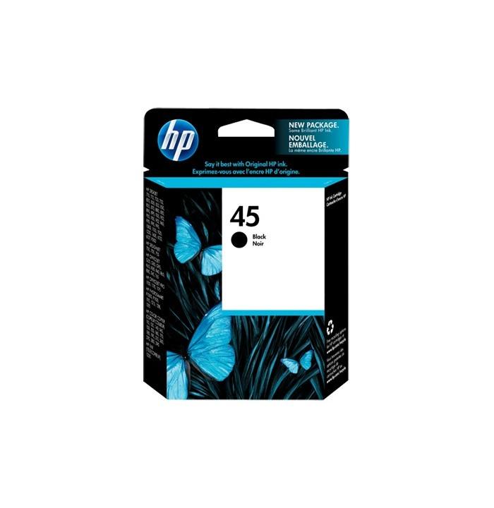 کاتریج و مواد مصرفی کارتریج HP 45Black