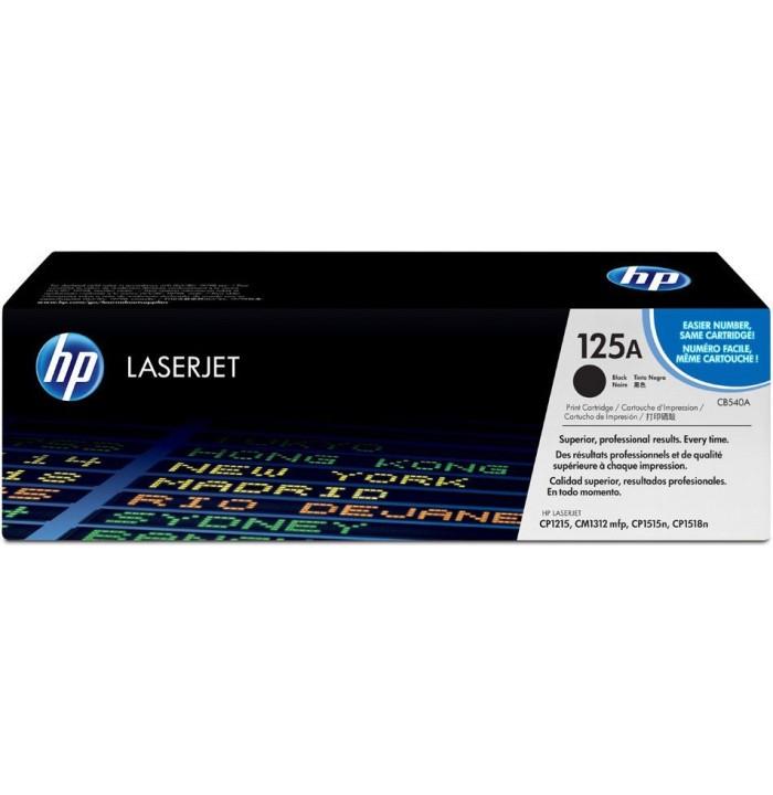 کاتریج و مواد مصرفی کاتریج تونر HP 125A Black