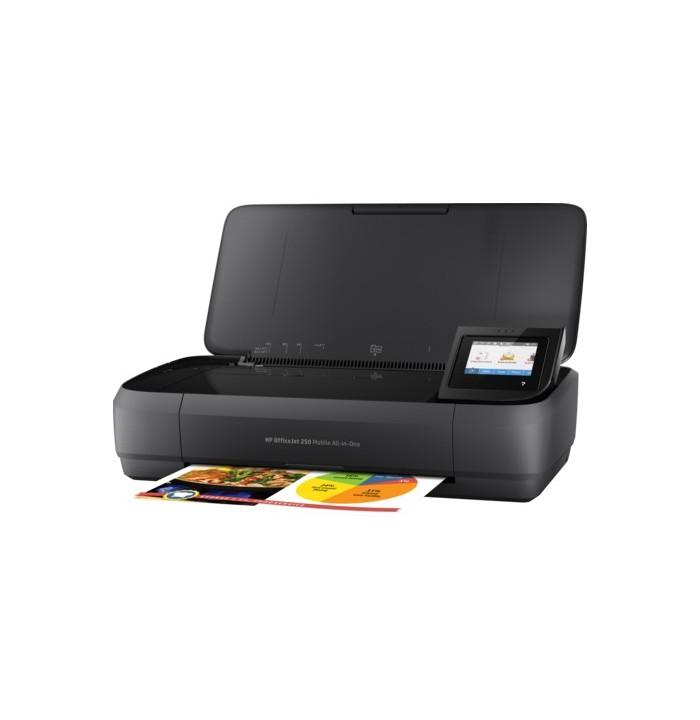پرینتر چند کاره پرینتر جوهر افشان HP Officejet 252 Mobile