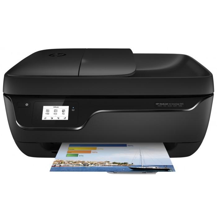 پرینتر پرینتر جوهر افشان DeskJet Ink Advantage 3835