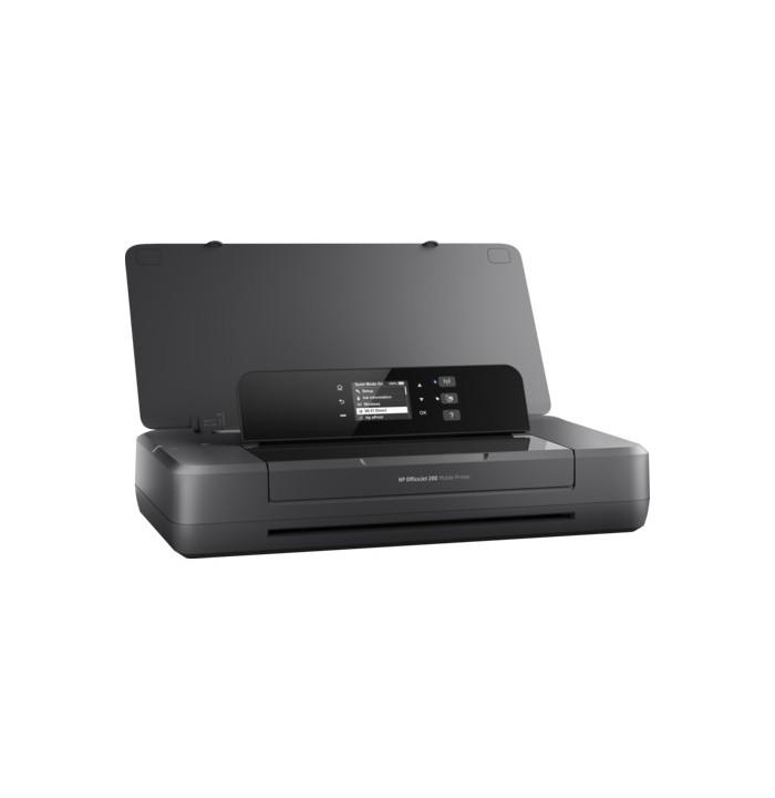 پرینتر پرینتر جوهر افشان HP OfficeJet 202 Mobile