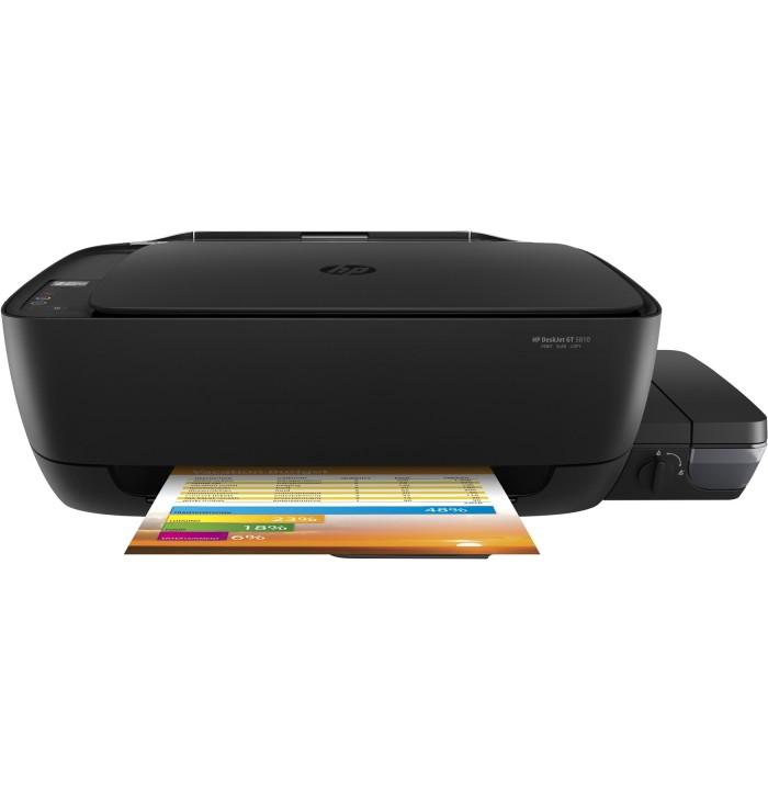 پرینتر پرینتر جوهر افشان HP DeskJet GT 5810
