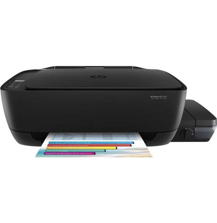 پرینتر پرینتر جوهر افشان HP DeskJet GT 5820