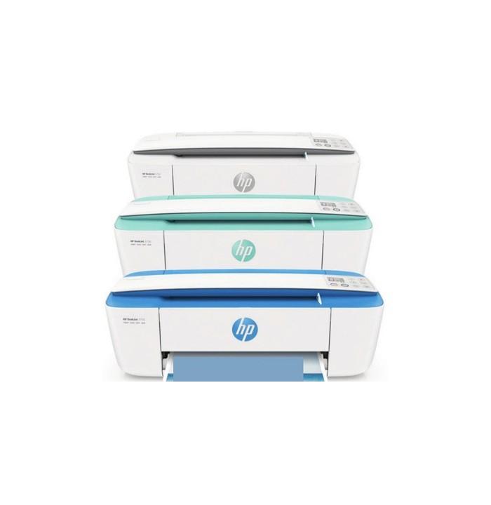 پرینتر چند کاره پرینتر جوهر افشان HP DeskJet 3755-All in One