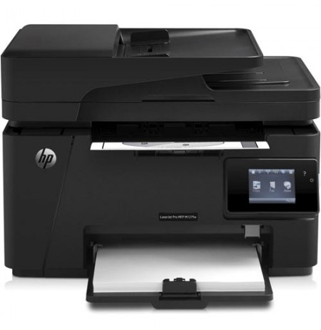 پرینتر لیزری HP LaserJet Pro MFP M127fw