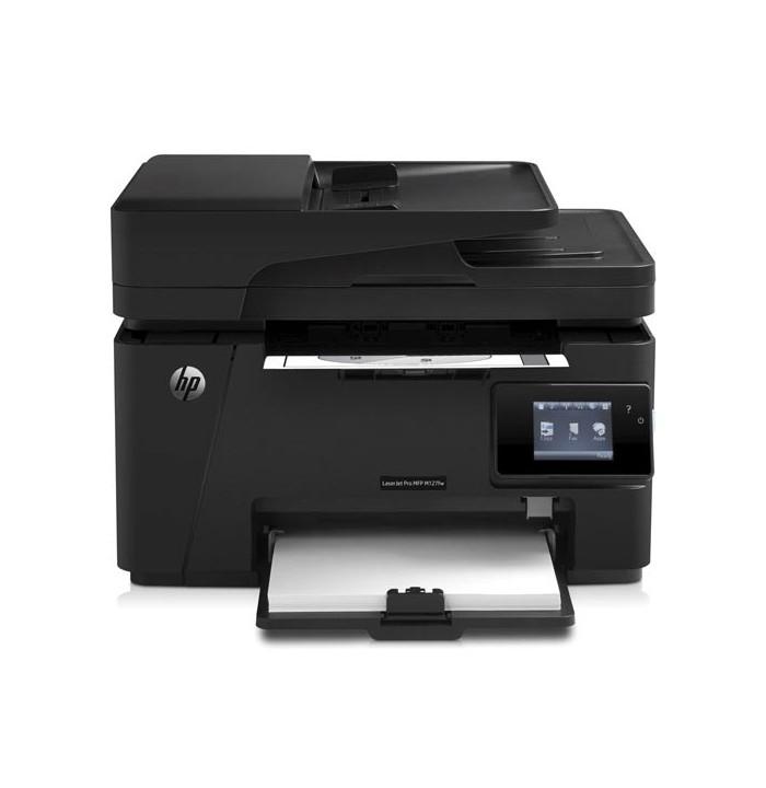 پرینتر چند کاره پرینتر لیزری HP LaserJet Pro MFP M127fw