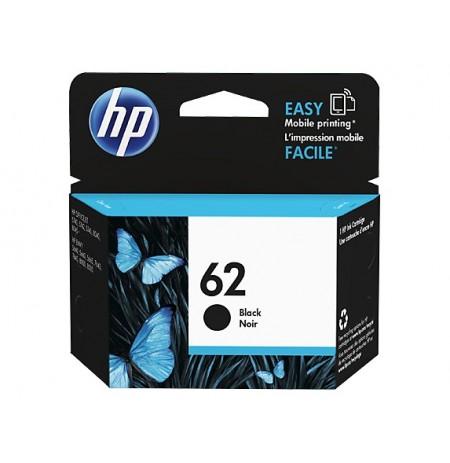 کارتریج مشکی HP 62 Black Ink Cartridge