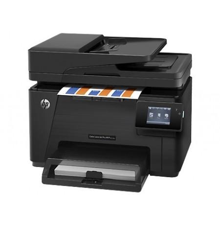 پرینتر لیزری رنگی HP Color Laser Pro MFP - M177FW