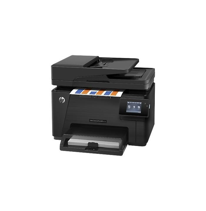 پرینتر چند کاره پرینتر لیزری رنگی HP Color Laser Pro MFP - M177FW