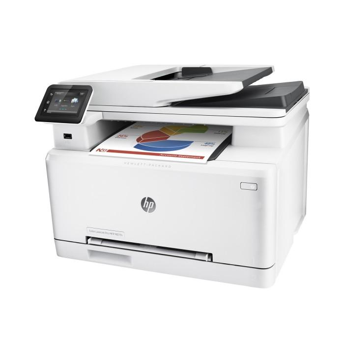 پرینتر چند کاره پرینتر لیزری رنگی HP Color LaserJet Pro MFP M277N