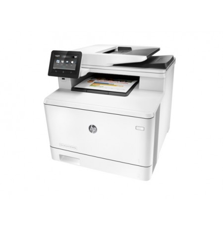 پرینتر لیزری رنگی HP LaserJet Pro 477fdn Multifunction Printer