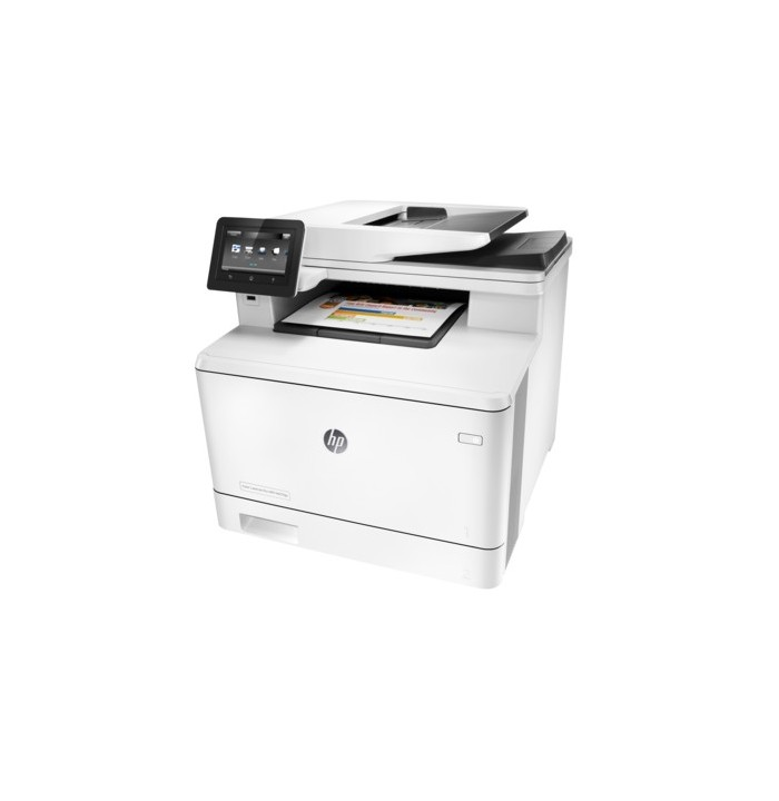 پرینتر چند کاره پرینتر لیزری رنگی HP LaserJet Pro 477fdn Multifunction Printer