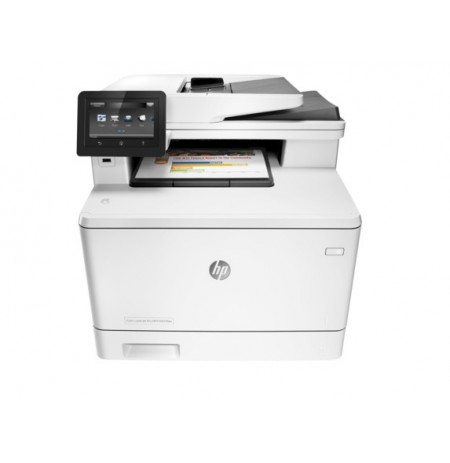 پرینتر لیزری رنگی HP Color LaserJet Pro MFP M477fdw