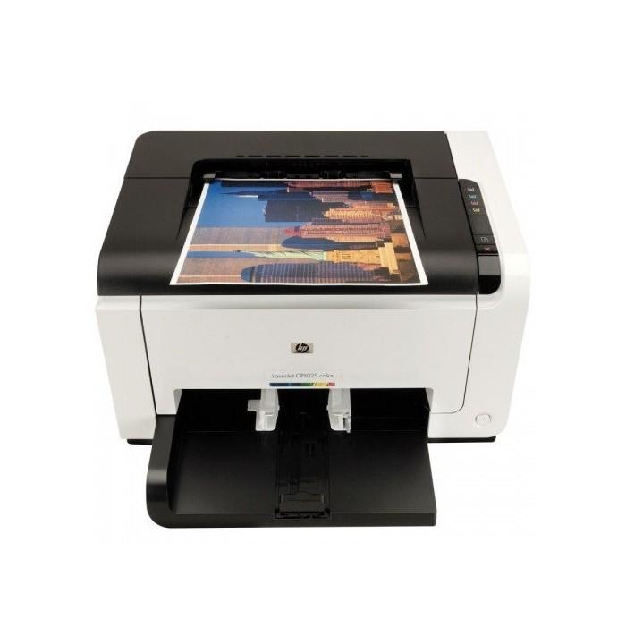 پرینتر تک کاره پرینتر لیزری رنگی HP LaserJet Pro CP1025 Color Laser