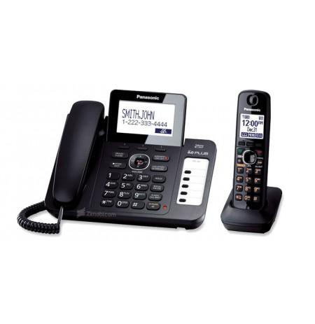 ثابت و بی سیم تلفن بی سیم Panasonic KX-TG6671