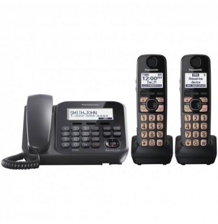 ثابت و بی سیم تلفن بی سیم Panasonic KX-TG4772