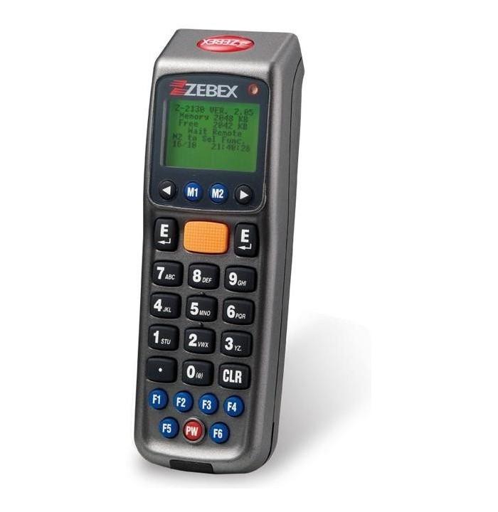 بارکدخوان بارکد خوان قابل حمل تک بعدی Zebex Z-2130