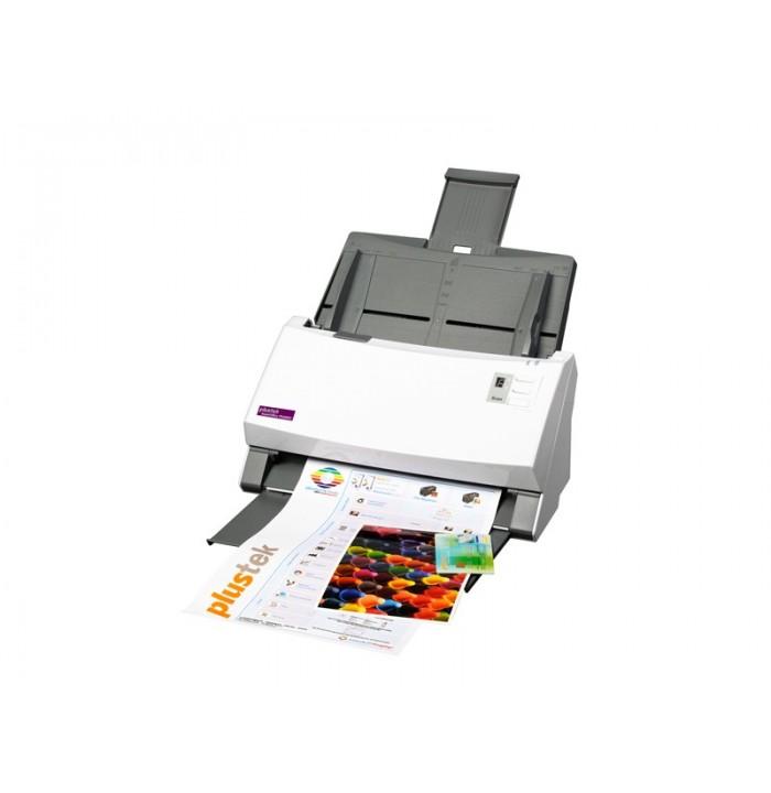 اسکنر حرفه ای اسناد و مدارک اسکنر دورو رنگی Plustek PS4080U