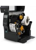 لیبل پرینتر پرینتر لیبل زن Zebra ZT410 203dpi + Rewinder